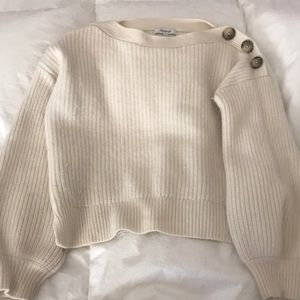 Madewell 100% Merino Wool Sweater